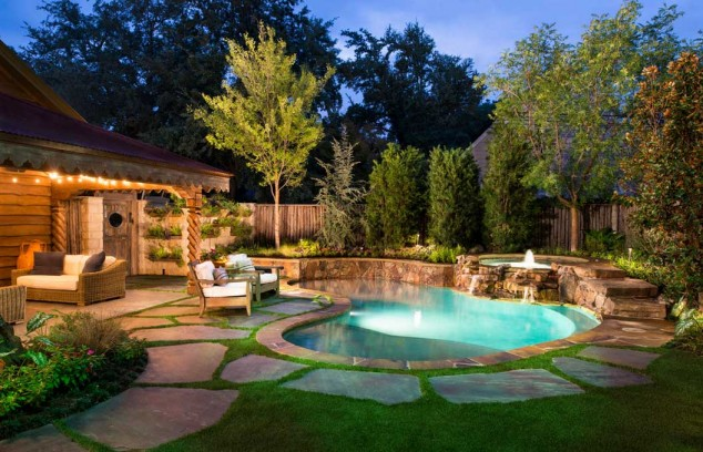 Ideas valencia pool designs for Beautiful pool designs